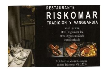 Restaurante Riskomar