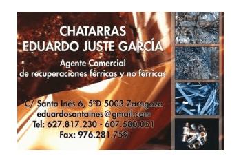 Chatarras Eduardo Juste
