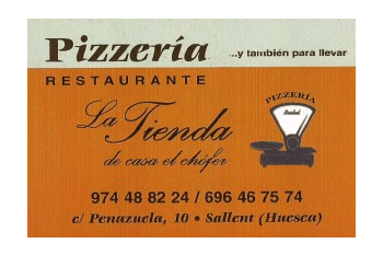 Pizzeria La Tienda