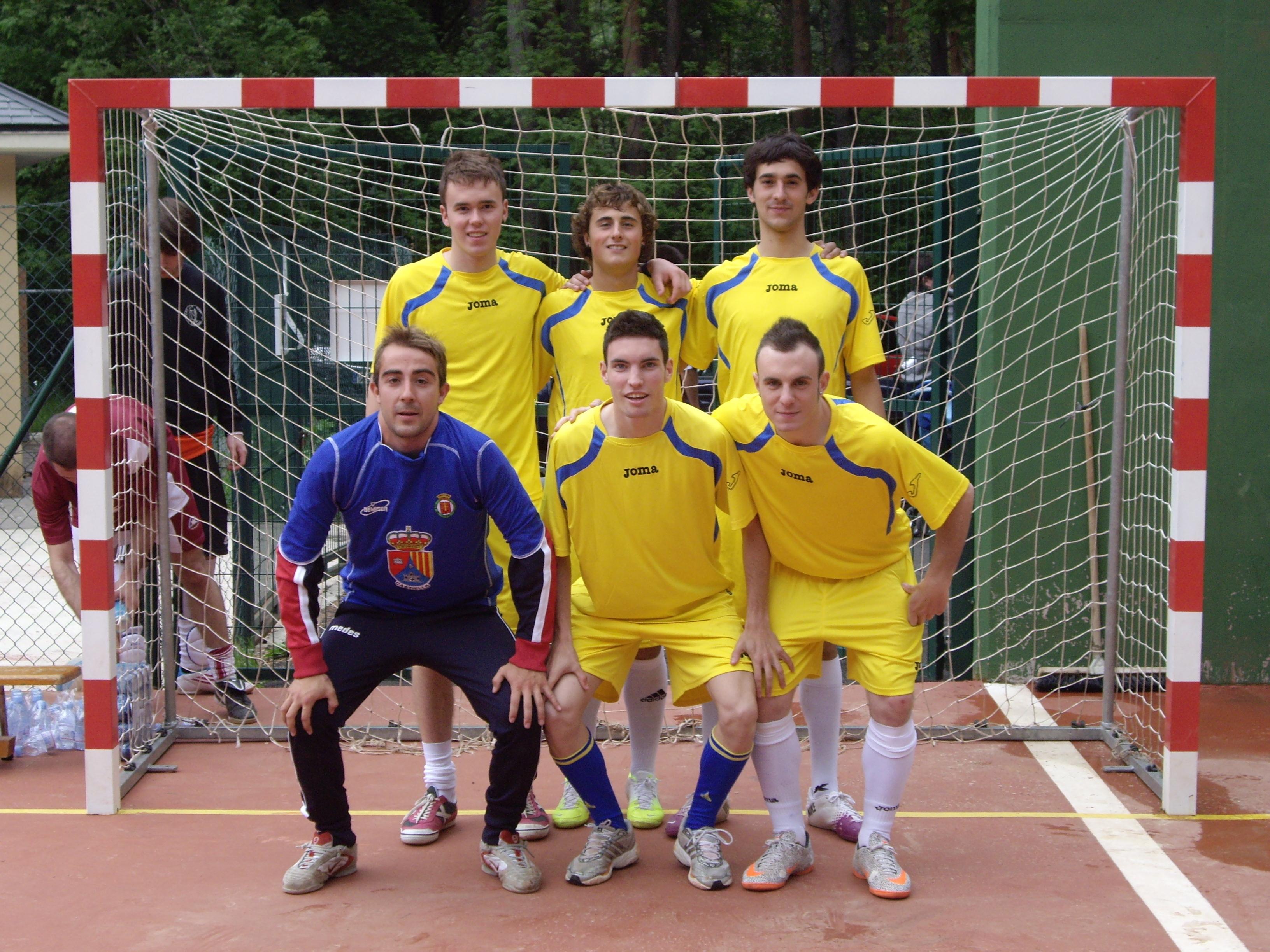 equipo futbol sala pzbt - pzbaldetena