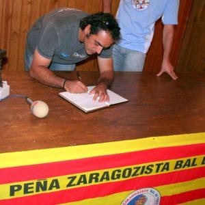 Carlos Pauner Libro de Oro 2009 - pzbaldetena