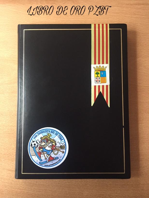 libro de oro pzbt - pzbaldetena
