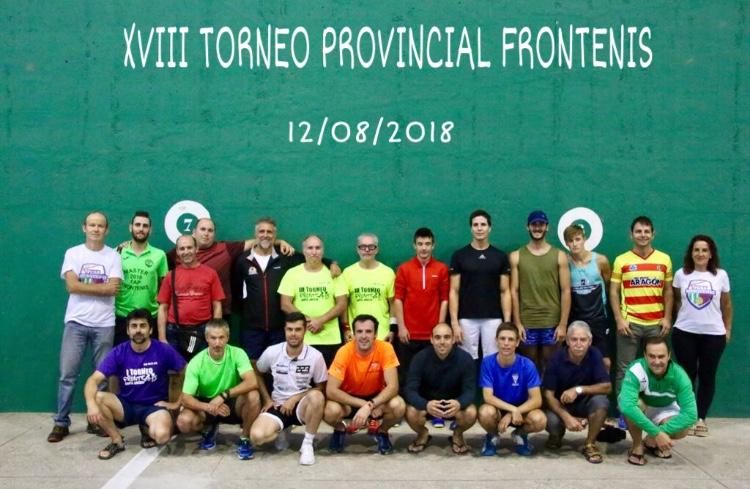 xviii torneo frontenis biescas 12-08-18 - pzbaldetena