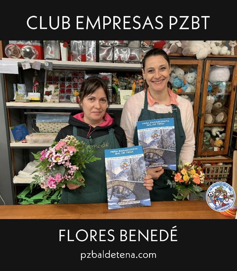 club empresas flores benedé 11-10-2019 - pzbaldetena