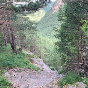xiii ruta tensi montañeros ibon de ip - pzbaldetena